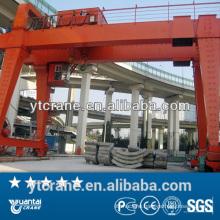 MG type double girder gantry crane,mobile gantry crane