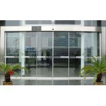 Automatische Tür aus Aluminium-Glasdia-Hoteleingang
