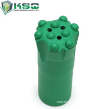 R38 Spherical Carbide Tipped Drill Bits Rock Drilling Tools Cnc Milling