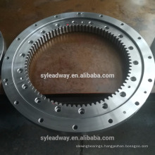 Low Torque large diameter roller bearings for volvo excavator spare parts