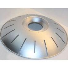Réflecteur en aluminium, abat-jour à LED