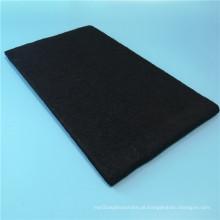 Esteira de esponja de bambu para aquário com carvão ativado de carvão ativado
