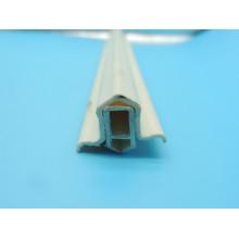 Perfil de PVC com preço de fábrica para porta e janela com coextrusão