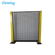 358 welded wire mesh security perimeter jail fence