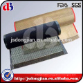 Professional manufacturer High-Temperature Resistant PTFE Open Mesh Dryer Conveyor Belt