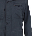 Berries Dark Blue Coat untuk Man