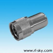 высокое качество DC-6 ГГц 2ВТ Н Тип ВЧ эквивалент нагрузки