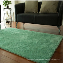 100% polyester microfiber modern living room kids rugs 100% polyester printed waterproof soft shaggy rug