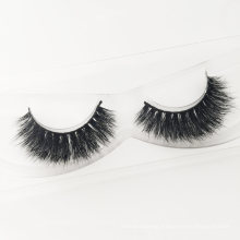 Hot Sale 3D 5D Style Natural Mink Strip Eyelashes