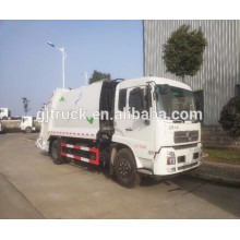 4*2 Dongfeng Sealed Garbage Truck/Dongfeng compactor garbage truck/Dongfeng bin garbage truck/Dongfeng refuse garbage truck