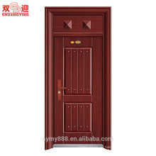 Оптовая цена стали бронированные двери защиты от угона номера с главой дверь