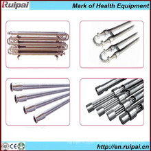 Trocador de calor de aço inoxidável / tubo de cobre