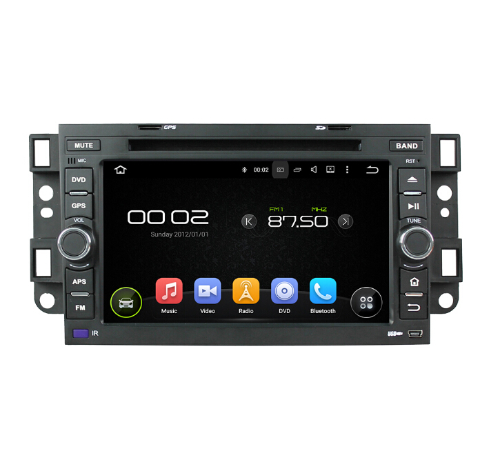 Chevrolet 7 Inch Car Multimedia System
