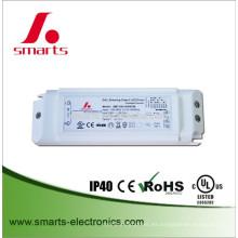 300ma 15w 0-10v atenuación de corriente constante conductor led