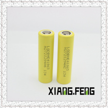 Оригинальная Корея LG аккумулятор! ! Высокий дренаж LG He4 30A 18650 Аккумулятор, литий-ионный аккумулятор LG He4 для электронной сигареты