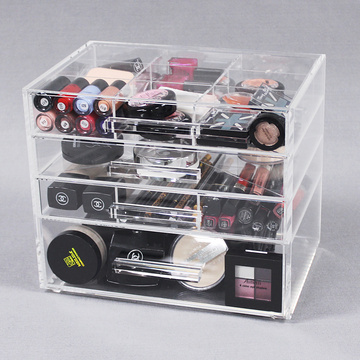 Klare Acryl Beauty Cosmetic Organizer
