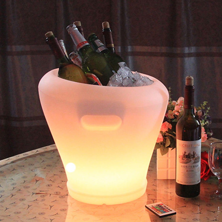 RGB Bar Led Wine Bucket