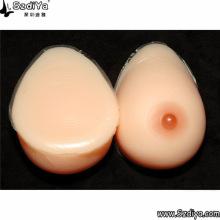 Sensación libre de los pechos artificiales desnudos del pecho del silicón (DYSB-023)