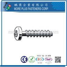 Criador em Taiwan Hot sales Stainless Steel Thread Forming Screws