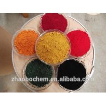 Soufre noir 1 soufre noir BR 240% usine verdoyante de colorant