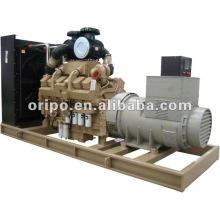 Groupe électrogène économique 800kva / 640kw en Chine avec régulateur électronique KTA38-G2A Cummins diesel engine
