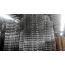 Panel de malla de alambre soldado de alta calidad usado como valla