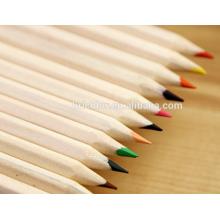 Natural Wooden Color Pencil Set