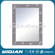 4mm 80x60cm frosted wall bath mirror