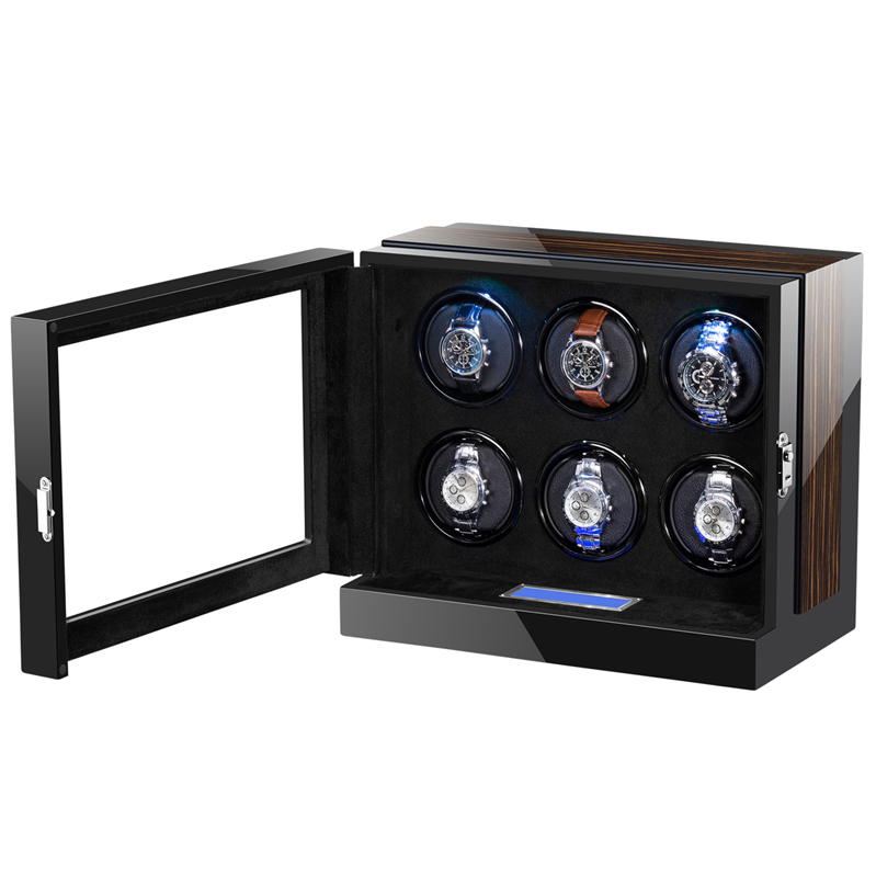 Ww 8203 8 Watch Display Boxes