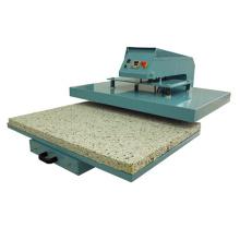 Máquina de la prensa neumática de las camisetas de calor