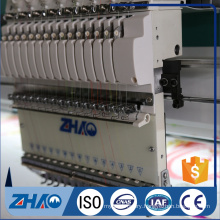 ZHAO SHAN 15 heads flat embroidery machine price for wholesale