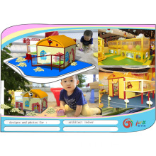 New Style Soft Electric Games for Indoor