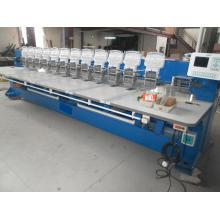 Flache Stickmaschine mit 400 * 400 * 800 Bereich