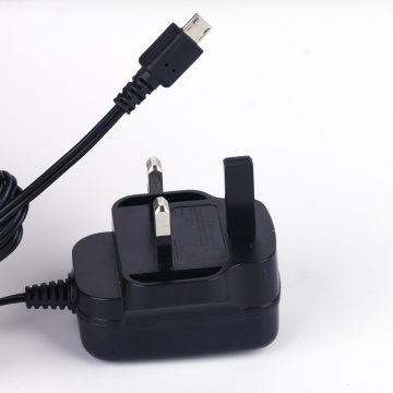 12V UK ac adaptor used for bath room