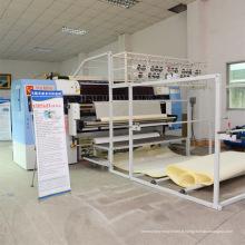 Machine piquante sans couture de point de chaîne de Non-Shuttle de Yuxing pour le matelas