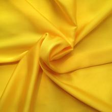 Satin fabric gold for gown