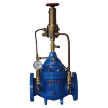 Válvula abierta de liberación de presión (GL500X)