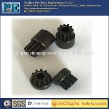 Kundenspezifische gute Präzision Pulvermetallurgie kleine Modul Getriebe