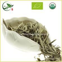 Organische Silberne Nadel Bai Hao Yin Zhen Weißen Tee