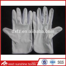 Guantes de limpieza, guantes de limpieza de microfibra para el reloj, guantes de limpieza de lujo para la joyería