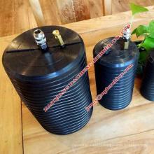 Bouchons de tuyaux d'égout en Chine pour pipeline