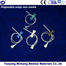 Aiguille à la veine scalp jetable (ENK-TPZ-003)