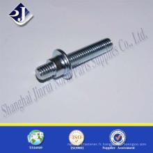 Pièces détachées en acier inoxydable à haute résistance au zinc avec plus de 3 po avec TS16949