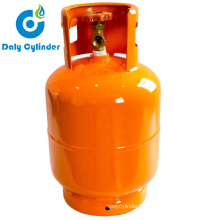 Portable 10kg Gas Cylinders LPG Storage Bottle for House Cooking