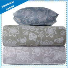 3PCS Bed Linen Jacquard Quilt Cover (Set)