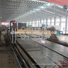 SHUIPO Semi-trailer Production Line Assembly Line Machine for Trailer