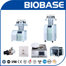 Máquina de liofilizador de laboratorio