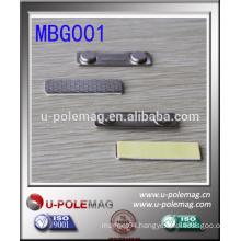 Custom metal magnetic name badge