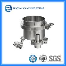 Sanitária Ss304 SMS União de grampo DIN para acessórios de tubulação