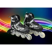 PU Wheel Black Children Roller Skate